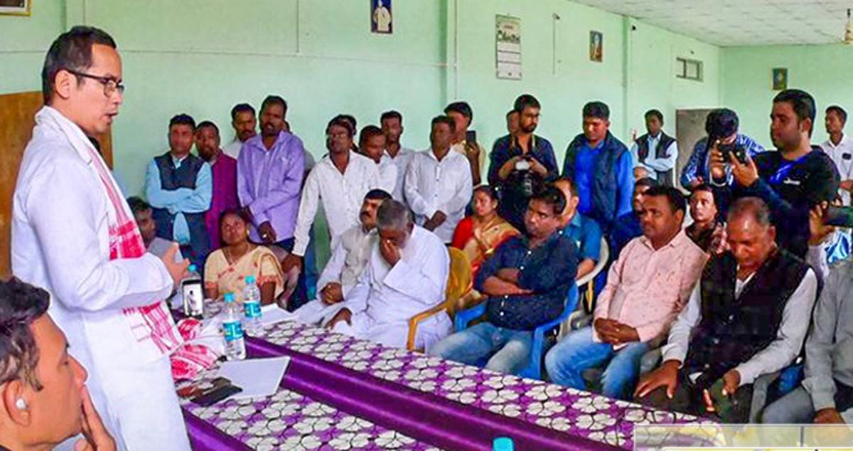 Shall include problems of tea community in manifesto: Assam Congress leader Gaurav Gogoi 5