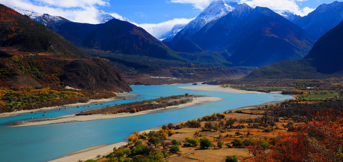 China approves building dams on downstream of Brahmaputra River in Tibet 1