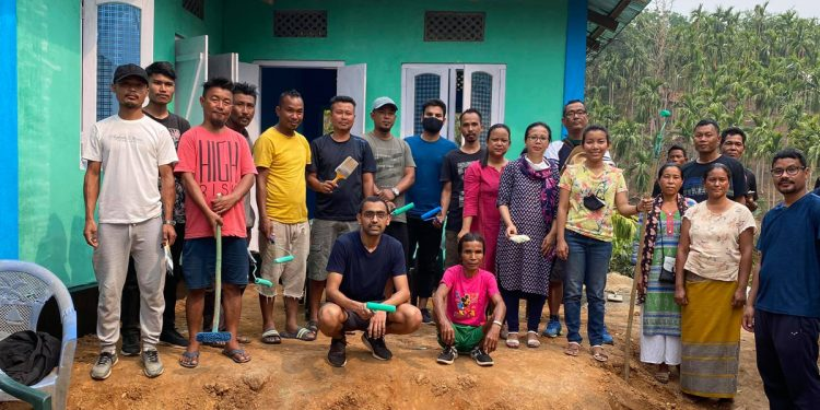 Meghalaya: Special initiative by East Garo Hills district administration to celebrate Holi 1