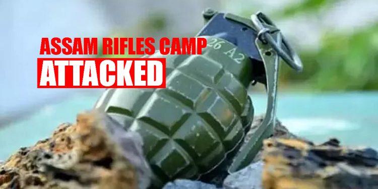 Manipur: Suspected insurgents lob grenade at Assam Rifles camp in Imphal, one jawan injured 1