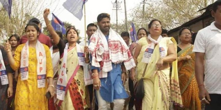 Assam Jatiya Parishad asks ECI to stop BJP from publishing advertisement in newspapers 1