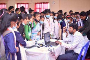 National Science Day: Assam down town University awards innovators 1