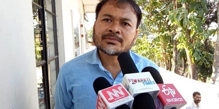 Akhil Gogoi
