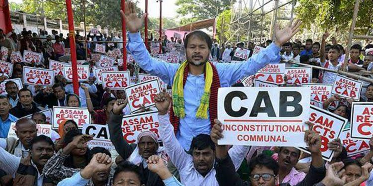 Assam: Akhil Gogoi was given offer of joining either RSS or BJP! 1