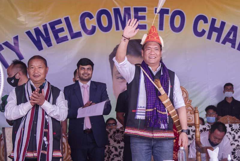 Arunachal Pradesh CM Pema Khandu 1