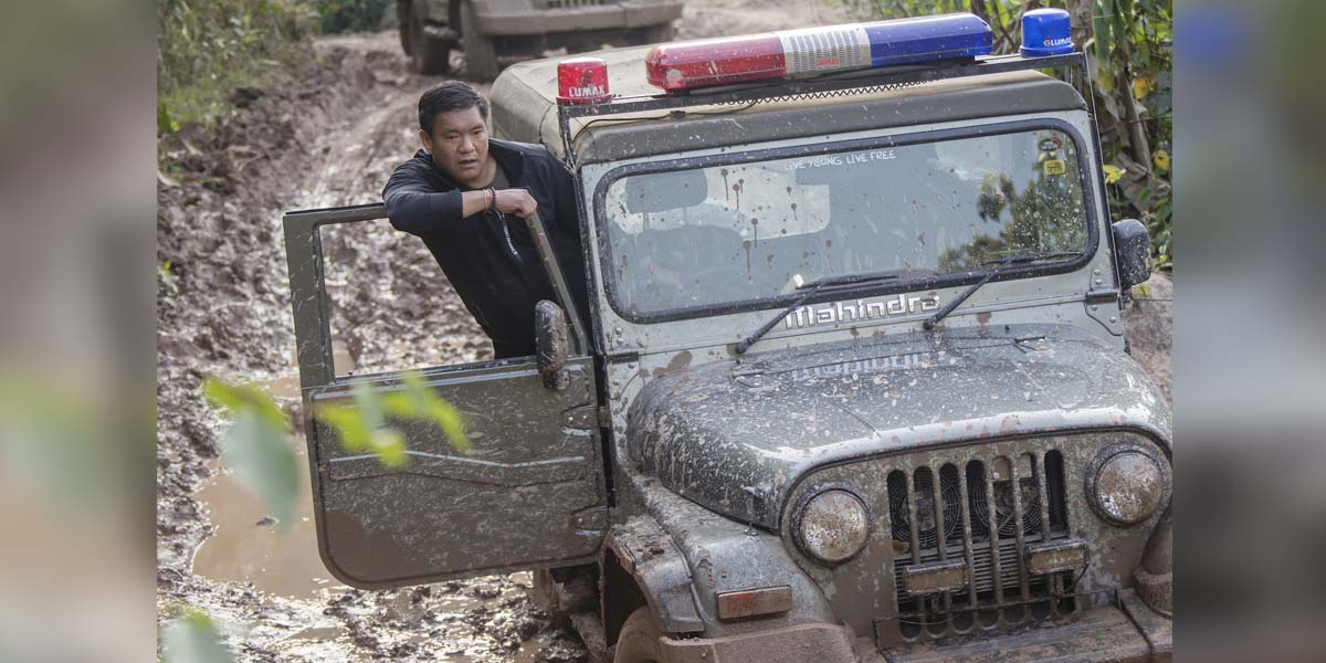 Arunachal Pradesh CM Pema Khandu takes stock of problems of locals in remote Vijaynagar along Indo-Myanmar border 2