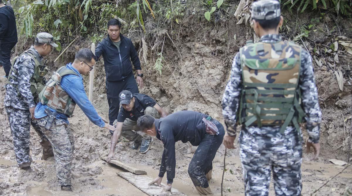 Arunachal Pradesh CM Pema Khandu takes stock of problems of locals in remote Vijaynagar along Indo-Myanmar border 1