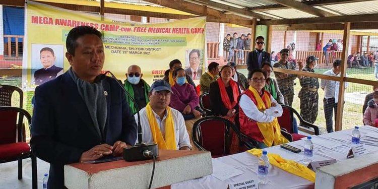 Arunachal Pradesh Speaker Sona