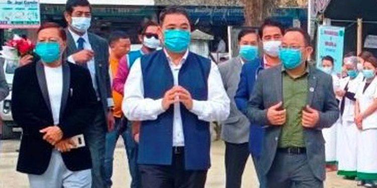 Arunachal Pradesh health minister