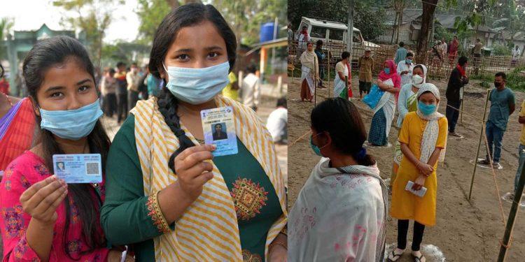 Assam Assembly polls voting