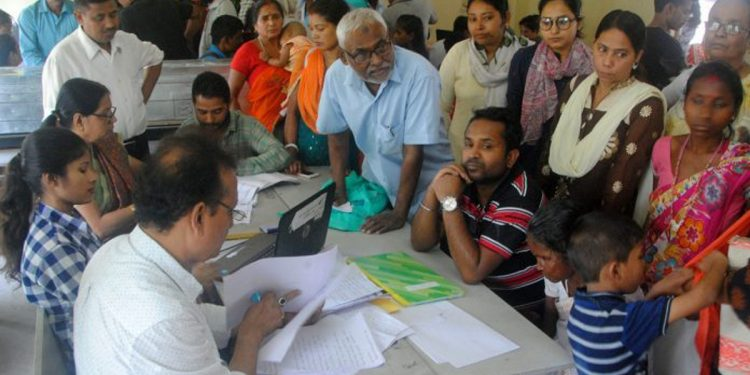 BJP-led Assam Government wants more funds in the name of NRC, request rejected 1
