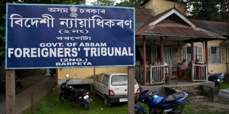 Assam's Foreigners Tribunals have 1.4 lakh pending cases 1