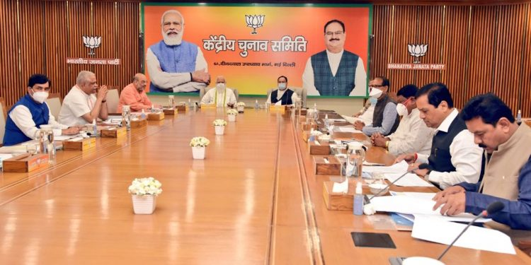 Assam Assembly election: BJP finalises candidates for remaining seats 1