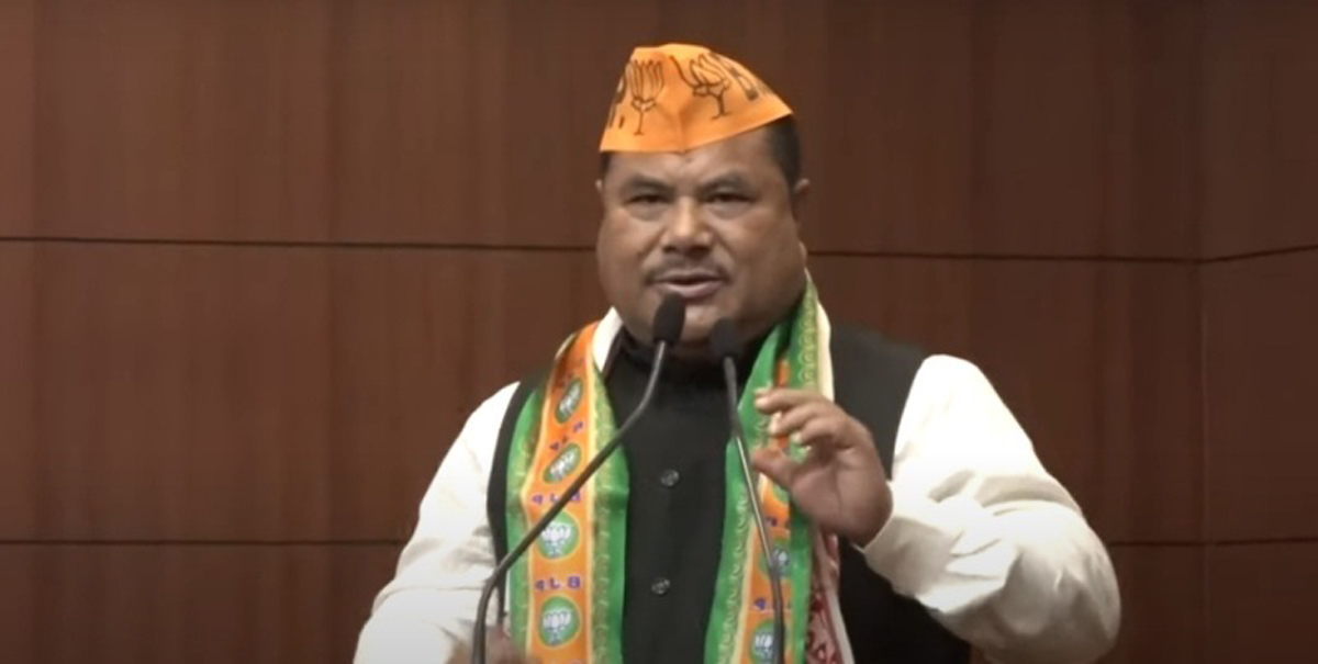 Assam Assembly elections: EC files FIR against BJP's Gauripur candidate for 'beef is national dish' remark 1