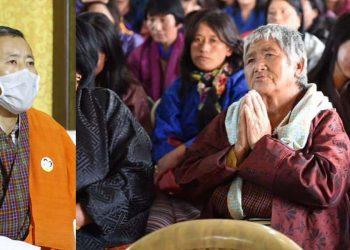 Bhutan PM Dr Lotay Tshering