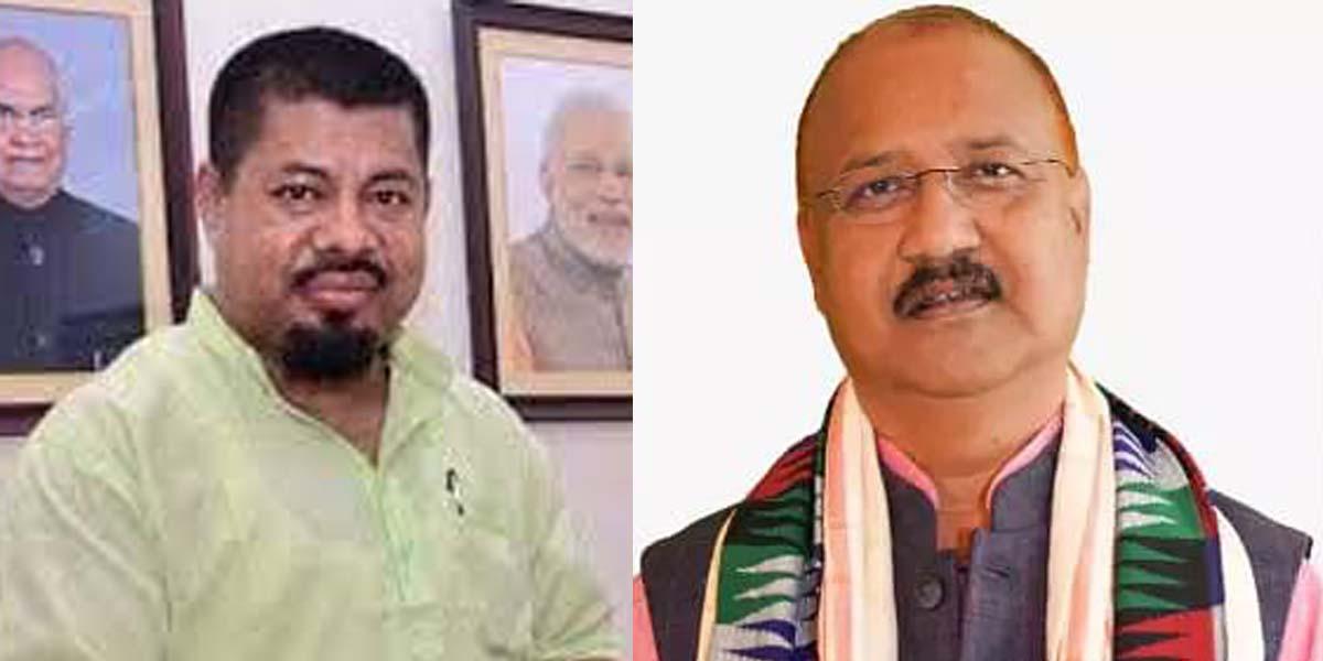 Bolin Chetia and Bhaskar Sarma