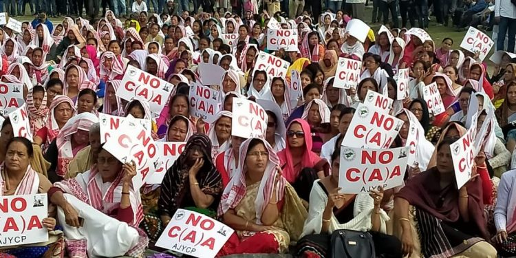 Assam: AASU announces mega statewide anti-CAA protest on March 20 1
