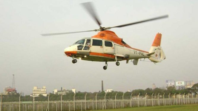 Assam Assembly election: BJP outscores Congress, AIUDF in helicopters count 1