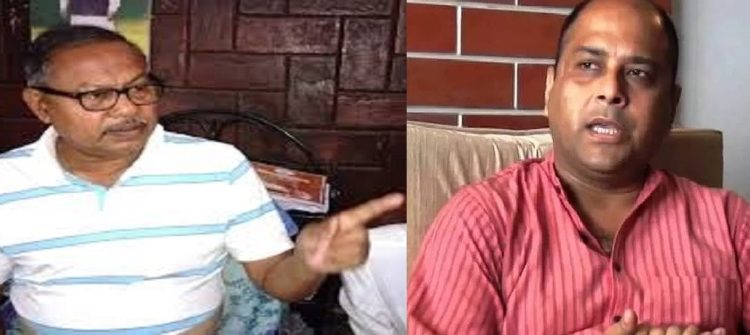The cold war between incumbent Silchar MLA Dilip Paul and Rajdeep Roy is known to one and all.