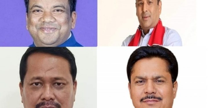 Assam Assembly election: Straight fight between Congress and BJP in Lakhimpur and Bihpuria 1