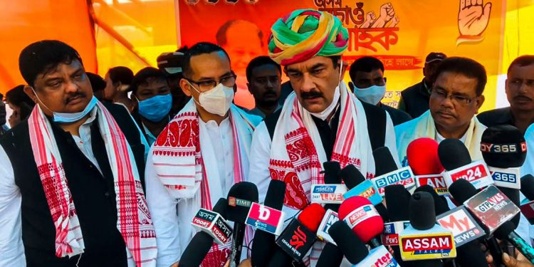No interference from high command in candidates' selection unlike BJP: Assam Congress in-charge Jitendra Singh 1