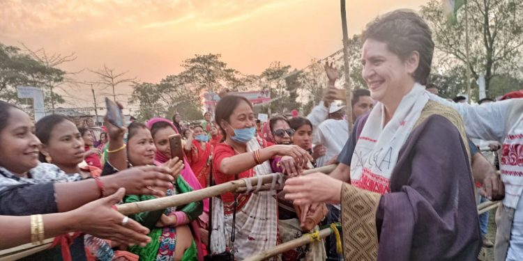 Assam determined to save its diverse culture, says Congress leader Priyanka Gandhi 1