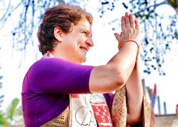 Assam has become unsafe for women under BJP rule: Congress leader Priyanka Gandhi 2