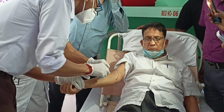 Tripura: CPI-M leader Badal Choudhury attacked by 'BJP goons' 1