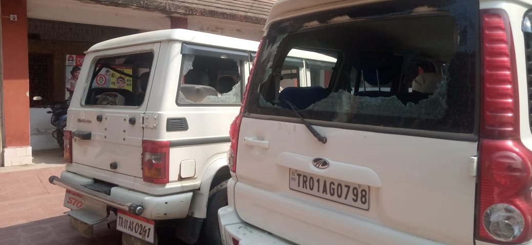 Tripura: CPI-M leader Badal Choudhury attacked by 'BJP goons' 6