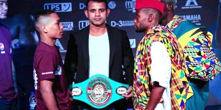 Mizoram boy Lalrinsanga Tlau to take on Ghanaian boxer Eric Quarm for WBC Youth title 1