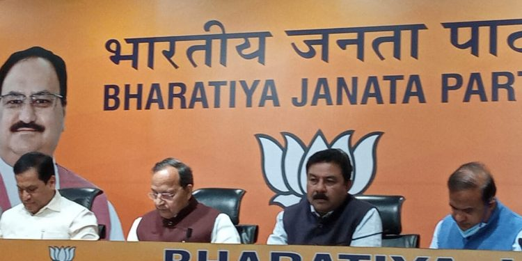 Assam: BJP releases first list of 70 candidates for Assembly elections 1