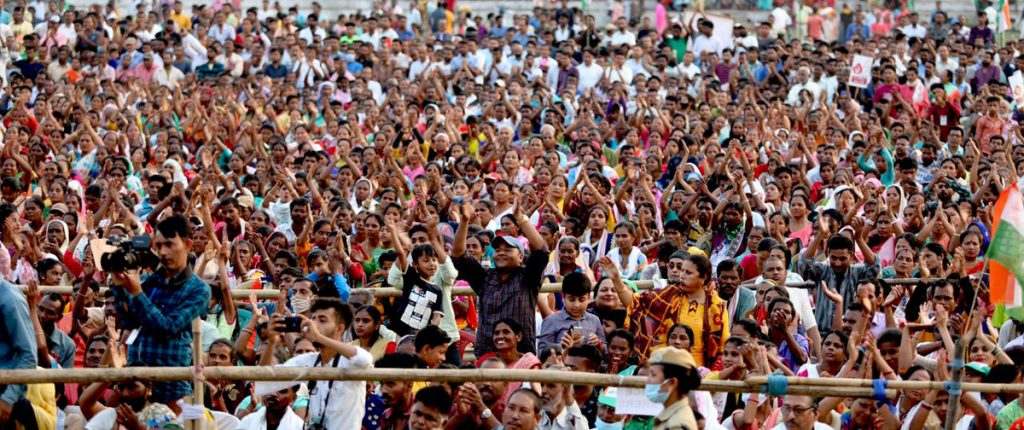 Will set up special ministry for tea workers, says Rahul Gandhi in Assam 1