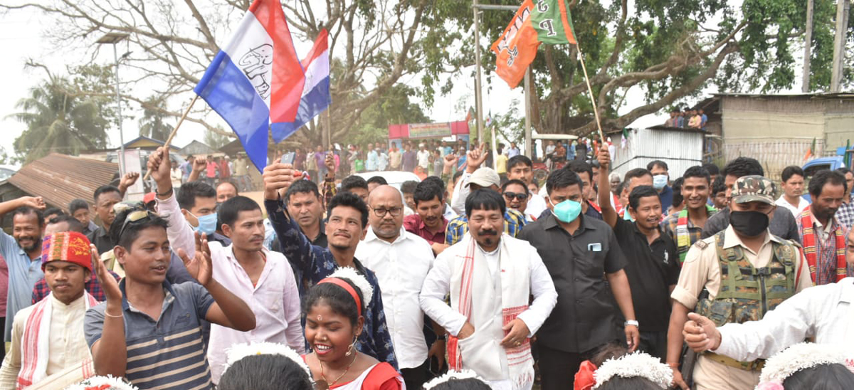 Assam Assembly elections: AGP follows BJP's footsteps, skips CAA in manifesto 6
