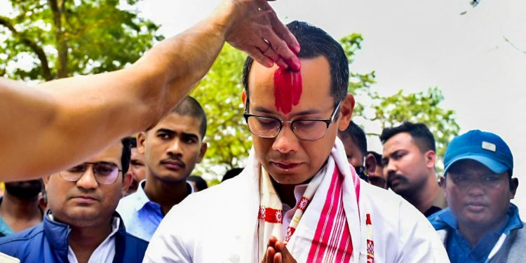 Focus now on what decisions to be taken post Government formation: Assam Congress leader Gaurav Gogoi 1