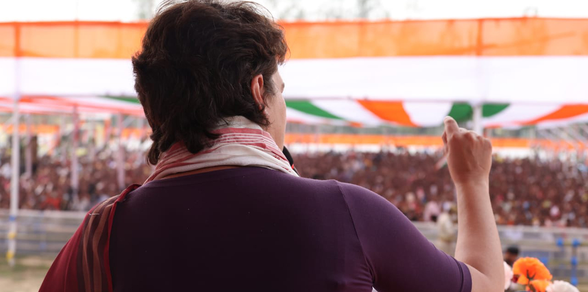 Your decision will either secure your children's future or break Assam: Priyanka Gandhi tells voters 5