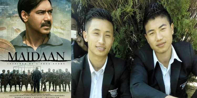 Nagaland boys to feature in Ajay Devgn's upcoming movie 'Maidaan' 1
