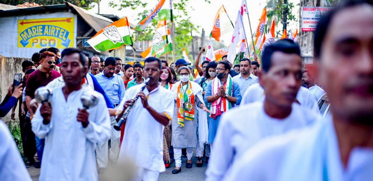 Assam wants change, asserts Congress' Sushmita Dev 5