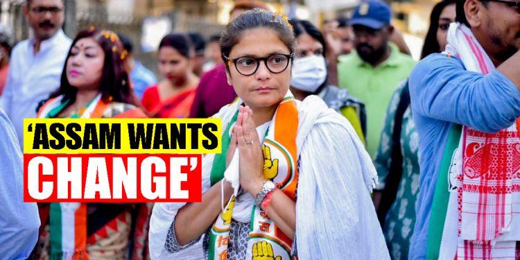 Assam wants change, asserts Congress' Sushmita Dev 1