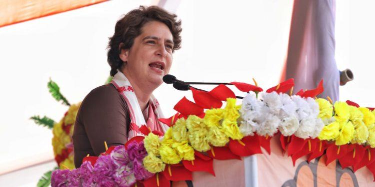 BJP is functioning like mafia in Assam run by 'Dritarashtra' and 'Shakuni Mama': Priyanka Gandhi 1