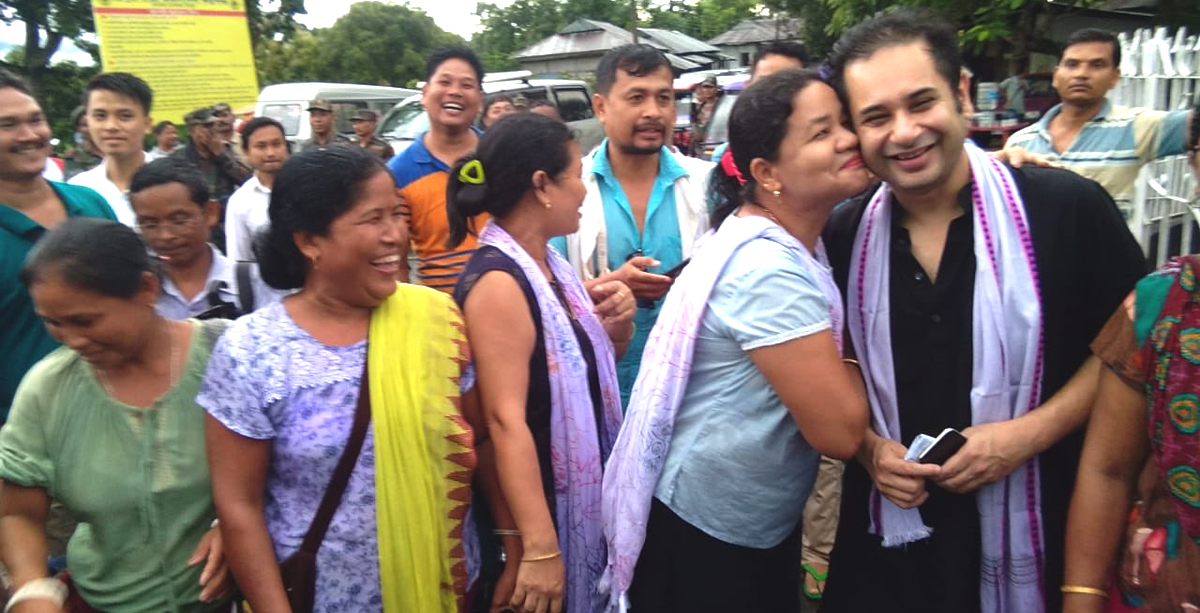 Tripura: TIPRA sweats it out for TTAADC elections 2