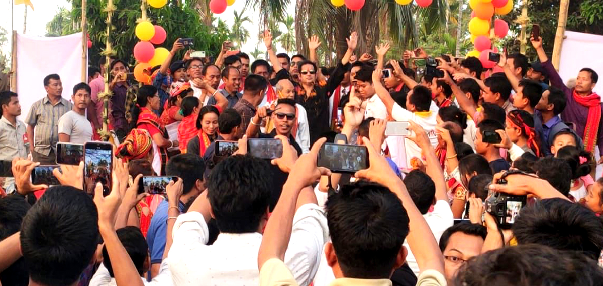 Tripura: TIPRA sweats it out for TTAADC elections 3
