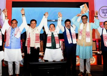 Ignoring anti-CAA sentiments in Assam, BJP adamant on implementing CAA 8