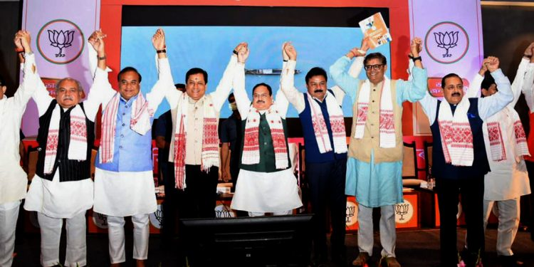 Ignoring anti-CAA sentiments in Assam, BJP adamant on implementing CAA 1