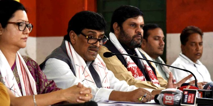 Seek apology from people for failing to fulfil promises, Assam Congress tells BJP 1