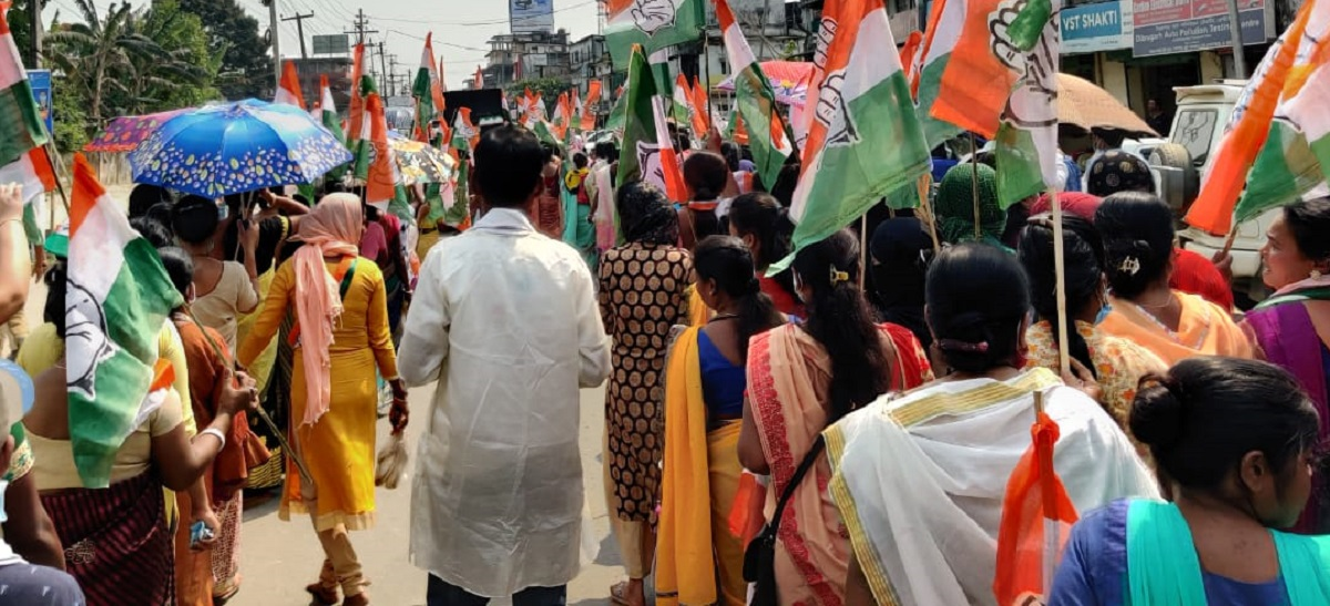 Assam Assembly elections: Campaigning for Phase-I ends today 5