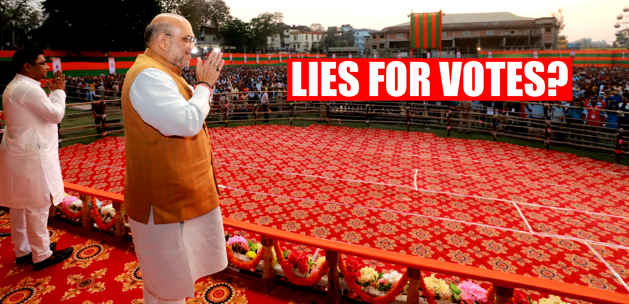 Assam Assembly elections: BJP's avalanche of lies, lies for votes 3