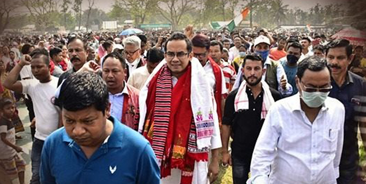 As polling for first phase of Assam Assembly elections ends, Congress gears up for second and third phase 2