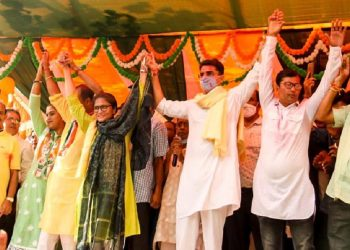 Assam Assembly elections: Congress fighting to save State from BJP misrule, says Sachin Pilot 2