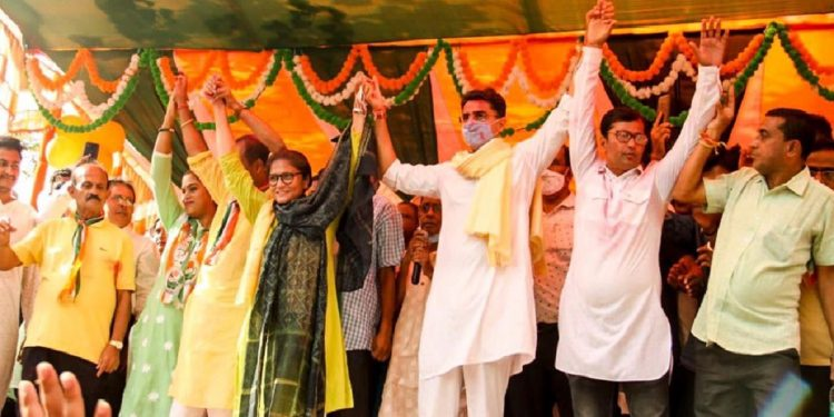 Assam Assembly elections: Congress fighting to save State from BJP misrule, says Sachin Pilot 1