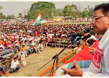 Assam Assembly elections approaching slog overs, hit politics of hatred out of the park: State Congress chief Ripun Bora asks voters 2
